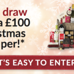 Your chance to win a Christmas hamper worth £100!